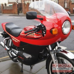 1982 Honda CB250ND-B Super Dream Deluxe for Sale