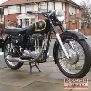 1959 AJS 350 Classic British Bike for Sale