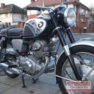 1964 Honda CB72 250cc Rare Honda for Sale