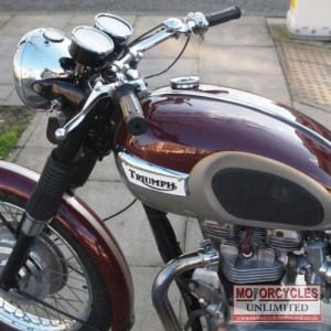 1968 Triumph T120R Classic British Bike for Sale