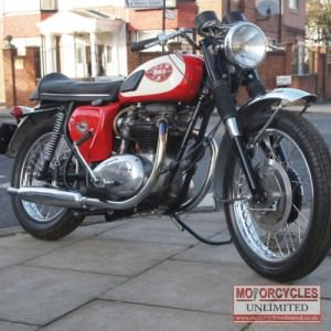 1970 BSA A65 Lightning for Sale, Classic British Bike
