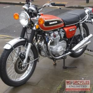 1975 Honda CB550 K1 Classic Honda for Sale