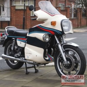 1980 Yamaha XS1100 Martini Classic Bike for Sale