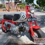 Classic Monkey Bikes for Saale