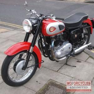 1958 BSA BSA A10 Golden Flash for Sale