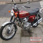 1969 Honda CB750 Classic Sandcast for Sale