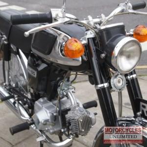 1969 Honda SS50 Classic Honda for Sale