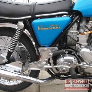 Classic 1971 Norton Commando 750 MK1 for Sale