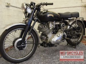 1950 Vincent Comet 500 Classic British BIke for Sale