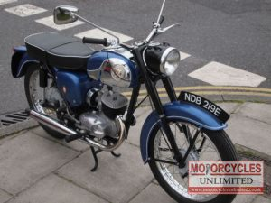 1967 BSA Bantam D10 Classic Bike for Sale