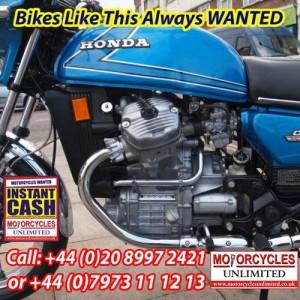 Honda CX500 Classic Hondas Wanted