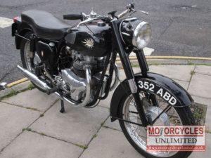 1961 BSA A7 Classic British Bike for Sale