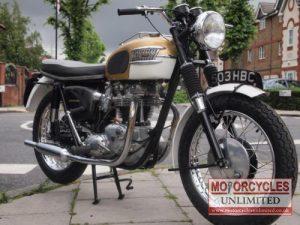1963 Triumph T120 Bonneville for Sale