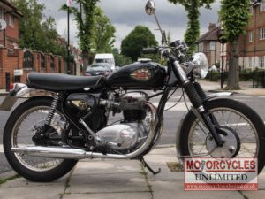1964 BSA A65 Lightning Classic BSA for Sale