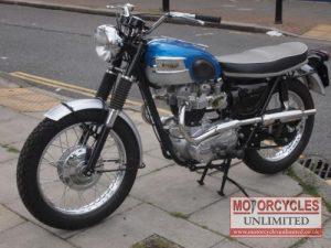 1965 Triumph T120 SR Bonneville for Sale