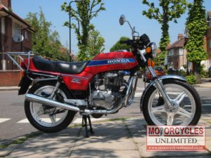 1979 Honda CB250 N Superdream for Sale