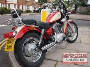 Yamaha XV250 S Virago for Sale