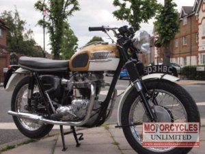1964 Triumph T120 Bonneville 650 for Sale