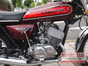1973 Kawasaki H1F 500 Classic Triple for Sale