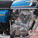 1976 Honda CB250 G5 Classic Bike for Sale