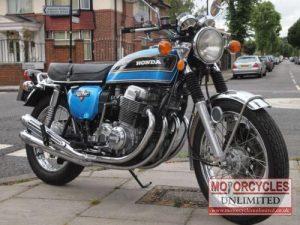 1977 Honda CB750 K6 for Sale