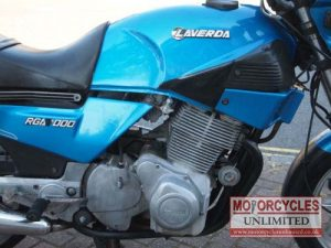 1984 Laverda RGA 1000 for Sale