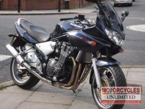2003 Suzuki GSF1200 SK3 Bandit for Sale