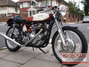 1957 Norton Dominator Cafe Racer for Sale