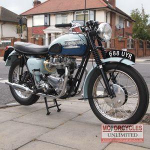 1959 Triumph T120 Bonneville for Sale