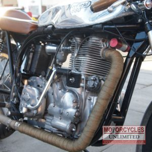 1960 Norton Norfield Cafe Racer for Sale