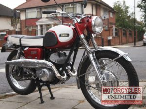 1965 Yamaha YDS3C Big Bear Scrambler for Sale