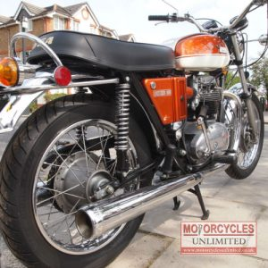 1972 BSA A65 Lightning for Sale