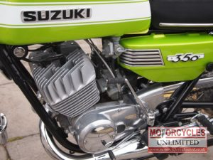 1972 Suzuki T350 Rebel Classic Bike for Sale