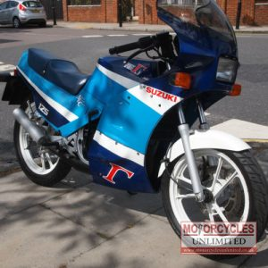 1990 Suzuki RG125 Gamma for Sale