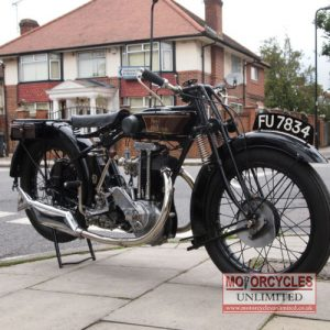 1927 new hudson 500 vitesse classic bike for sale