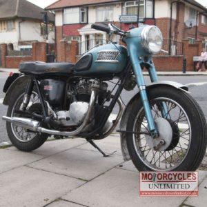1960 Triumph 3TA Classic Bike for Sale