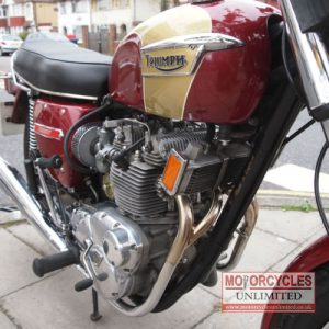 1973 Triumph Trident T150V for Sale
