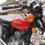 1977 Suzuki GT185 Classic Twin for Sale
