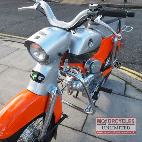 1960 Puch DS 60 Cheetah Classic Scooter for Sale