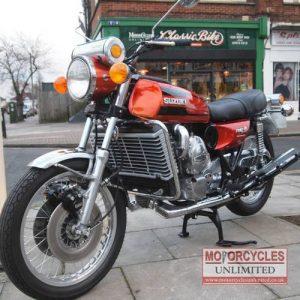 1975 Suzuki RE5 Rotary Classic For Sale (5) Min