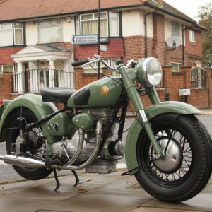 Classic Motorcycle Wanted