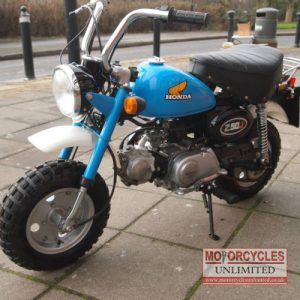 1980 Honda Z50J Monkey Bike for Sale