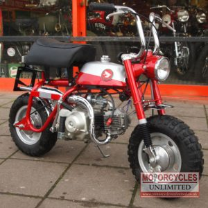 Honda Z50A Monkey Bike for Sale