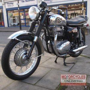 1970 BSA A50 Royal Star for Sale
