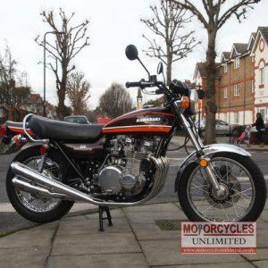 1974 Kawasaki Z1A 900 Classic Bike for Sale