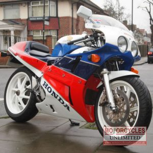 1989 Honda RC30 VFR750 FK for Sale