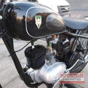 1954 IFA RT125 MZ Classic Bike for Sale