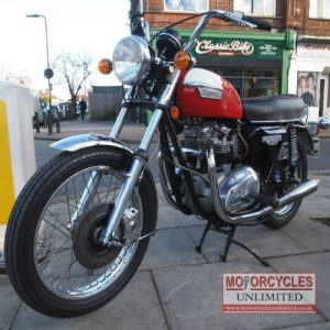 1976 Triumph T140 V Bonneville For Sale (7)