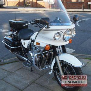 Classic 1984 Kawasaki KZ1000 P for Sale