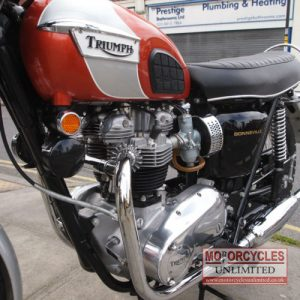 1969 Triumph T120R 650 Classic Bike for Sale (